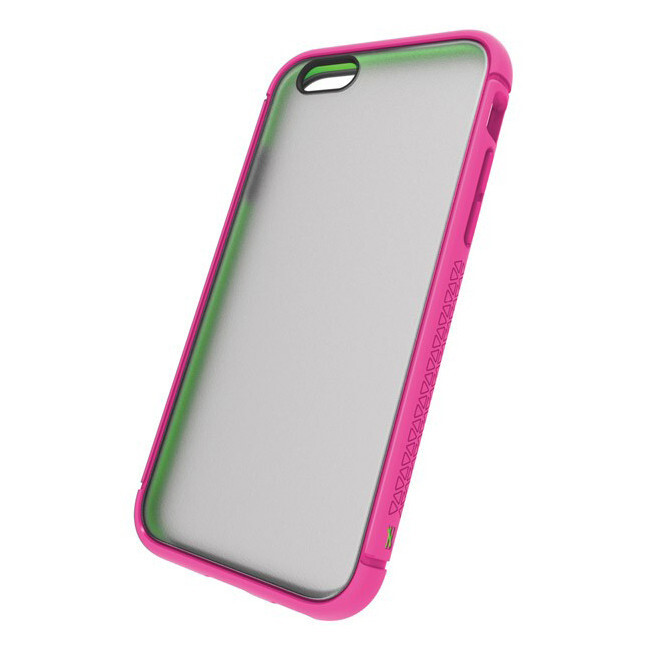 Чехол BodyGuardz Contact Pink для iPhone 6/6s Plus