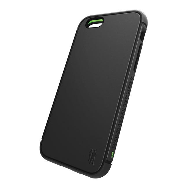 Чехол BodyGuardz Shock Black для iPhone 6/6s Plus