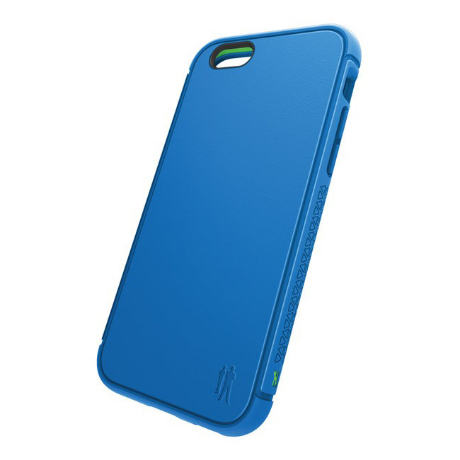 Чехол BodyGuardz Shock Blue для iPhone 6/6s Plus