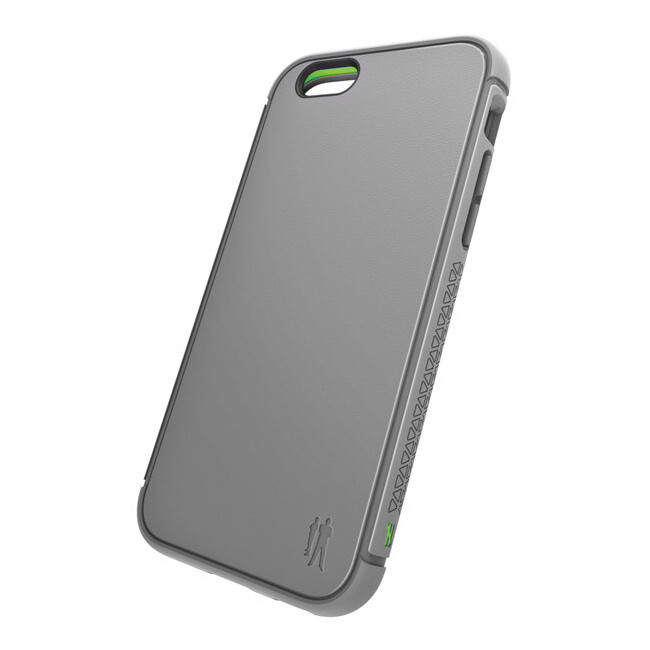 Чехол BodyGuardz Shock Grey для iPhone 6 Plus/6s Plus