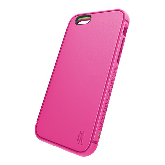 Чехол BodyGuardz Shock Pink для iPhone 6 Plus/6s Plus