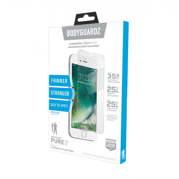 BodyGuardz Pure 2 Glass