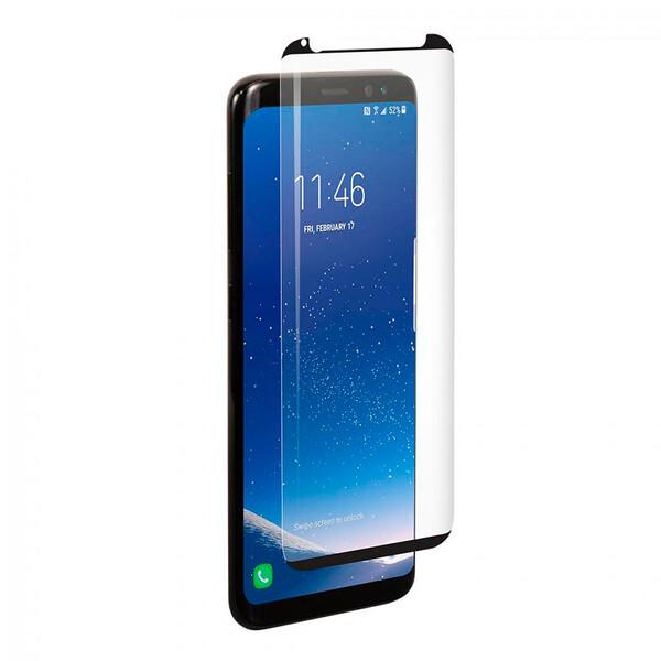 Защитное стекло BodyGuardz Pure Arc для Samsung Galaxy S8