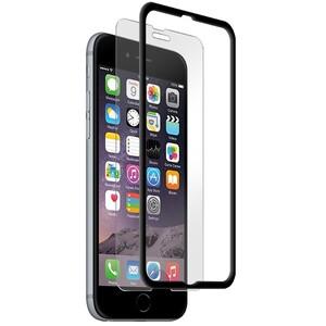 Купить Защитное стекло BodyGuardz Pure + The Crown Glass Black для iPhone 6/6s
