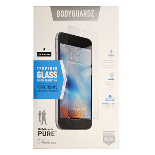 BodyGuardz Pure Glass
