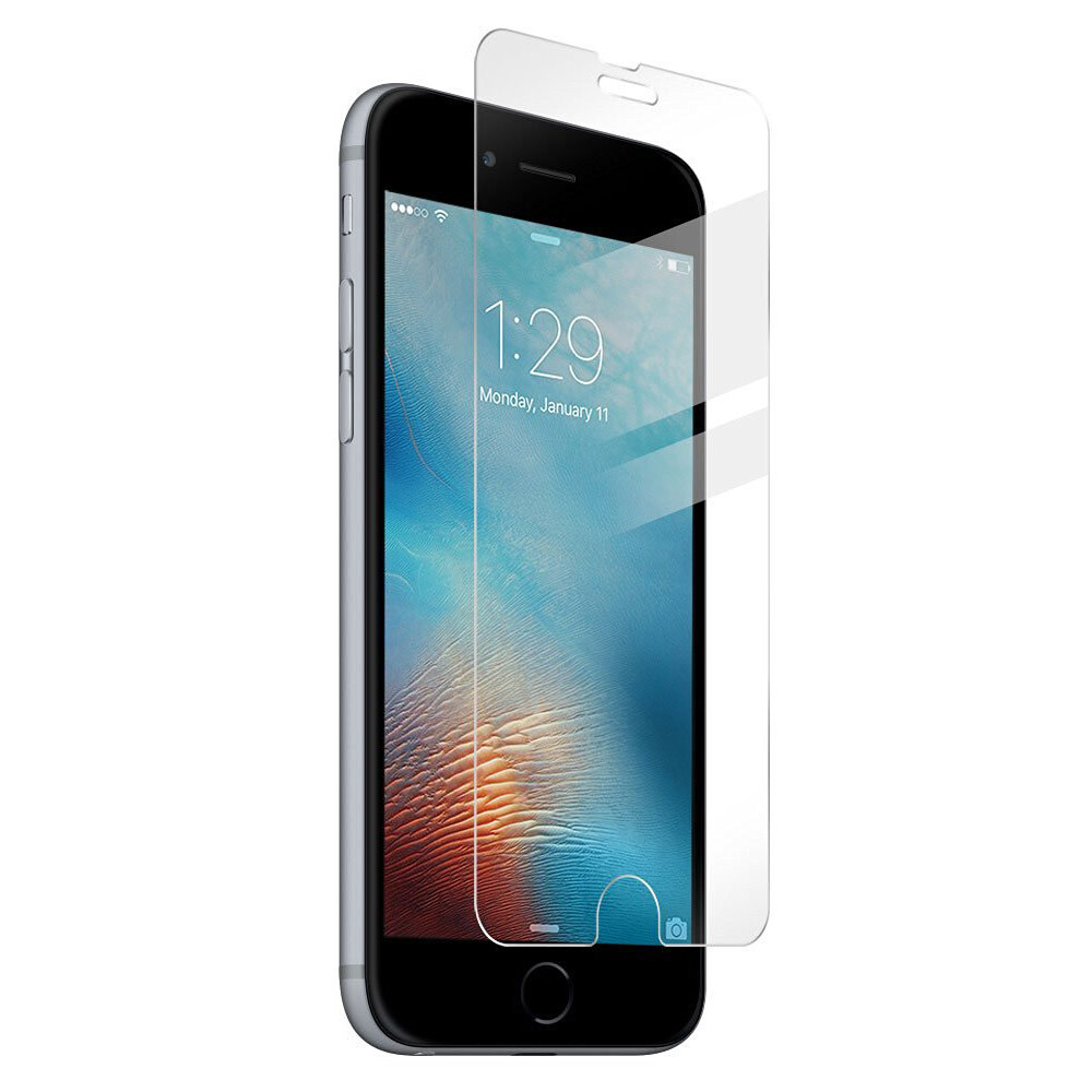 Защитное стекло BodyGuardz Pure Glass для iPhone 6 Plus/6s Plus/7 Plus/8 Plus