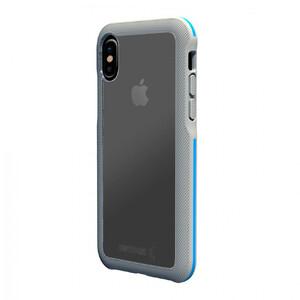 Купить Защитный чехол BodyGuardz Trainr Gray/Blue для iPhone X/XS