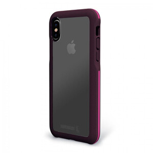 Купить Защитный чехол BodyGuardz Trainr Purple/Pink для iPhone X/XS