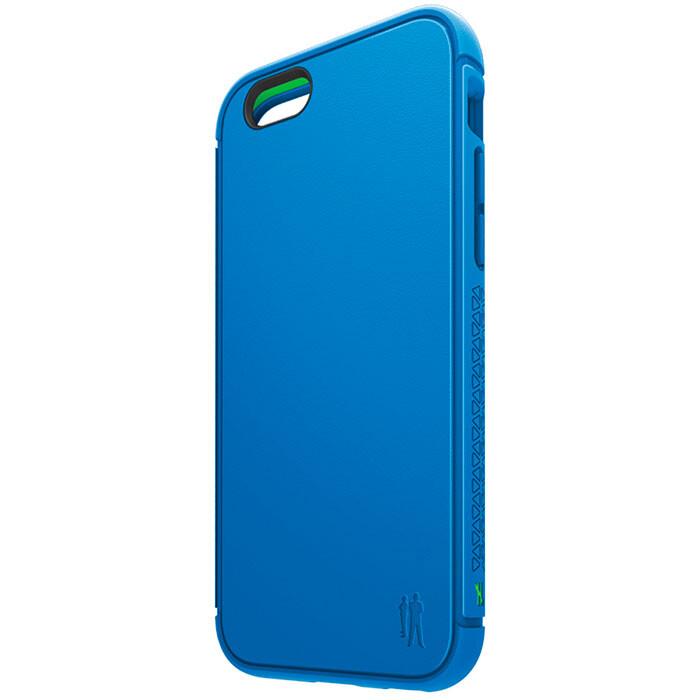 Защитный чехол BodyGuardz Shock Blue для iPhone 6/6S