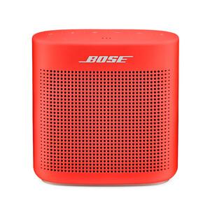 Купить Портативная акустика Bose SoundLink Color 2 Coral Red