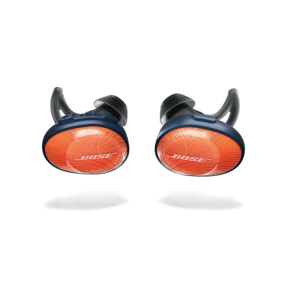 Купить Беспроводные наушники Bose SoundSport Free Bright Orange