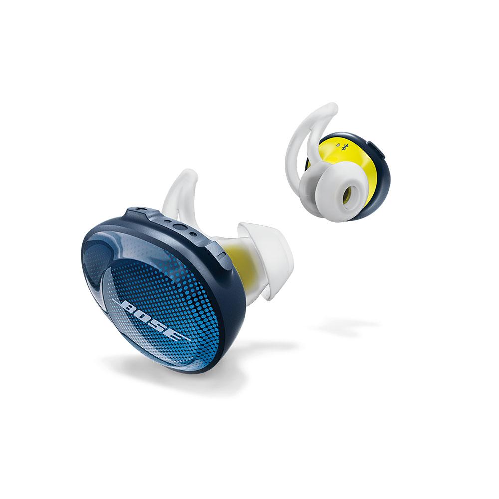 Купить Беспроводные наушники Bose SoundSport Free Midnight Blue