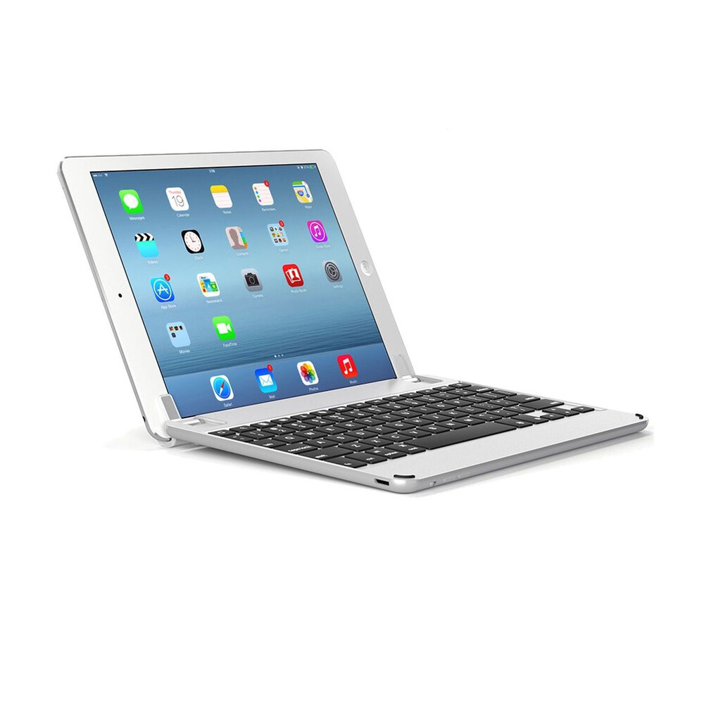 "Клавиатура BrydgeAir Silver для iPad Pro 9.7""/9.7"" 2017/Air 1/Air 2"