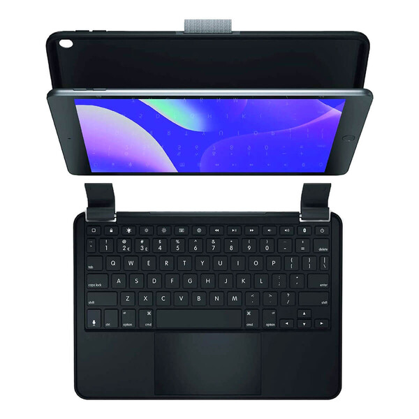 "Чехол-клавиатура с тачпадом Brydge 10.2 MAX+ Wireless Keyboard Case для iPad 7 | 8  10.2"" (2019/2020)"