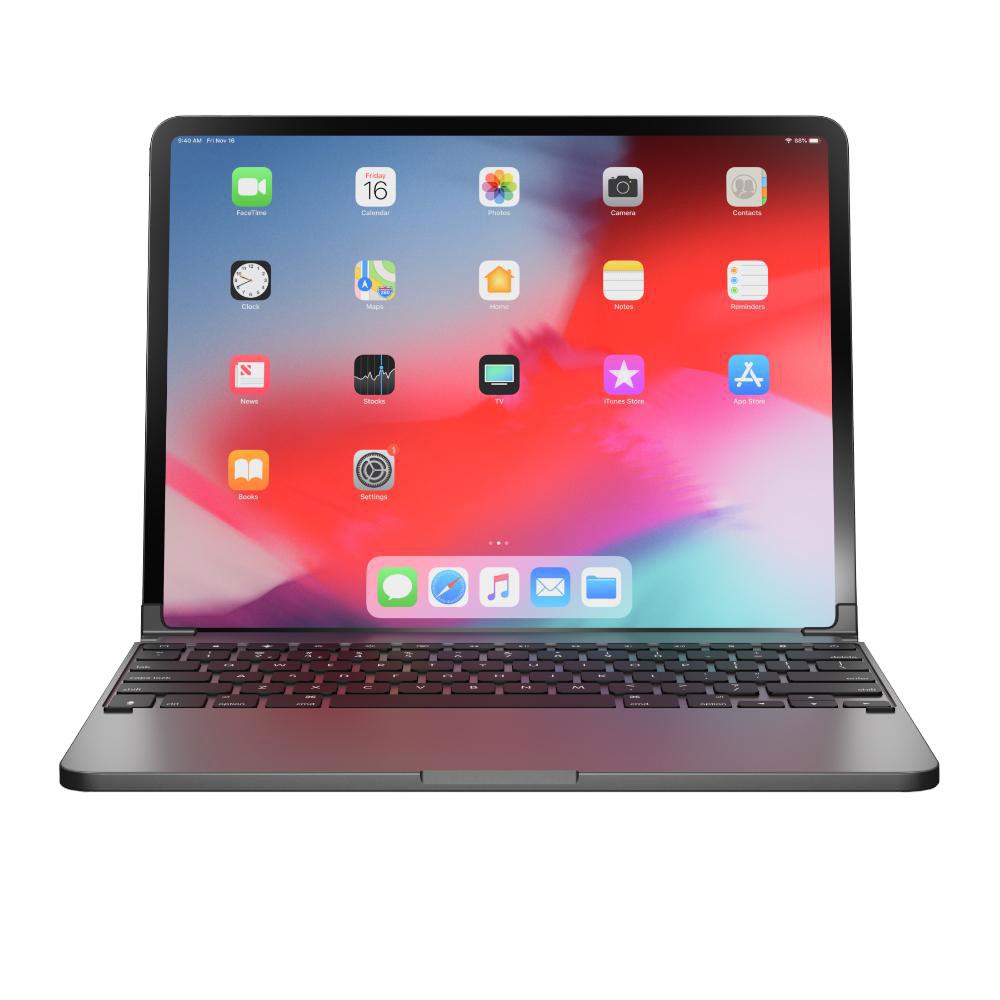 """Купить Чехол-клавиатура Brydge Keyboard Space Grey для iPad Pro 12.9"""" (2018)"""