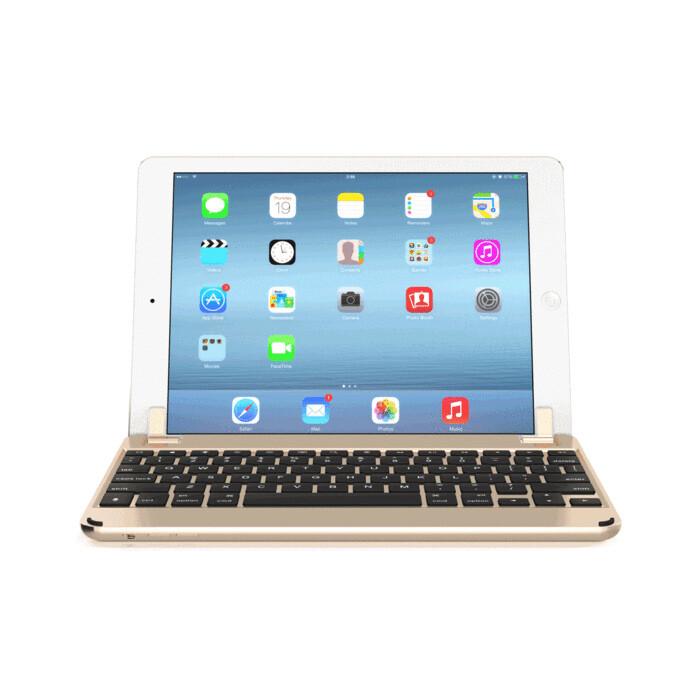 Клавиатура BrydgeMini 2 Gold для iPad mini 4