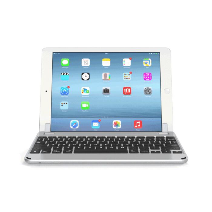 Клавиатура BrydgeMini 2 Silver для iPad mini 4