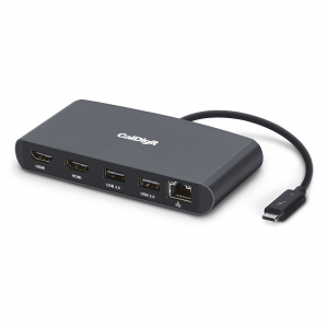 Купить Хаб CalDigit Thunderbolt 3 Mini Dock Black для MacBook