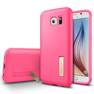 Купить Чехол Spigen Capsule Solid Azalea Pink для Samsung Galaxy S6