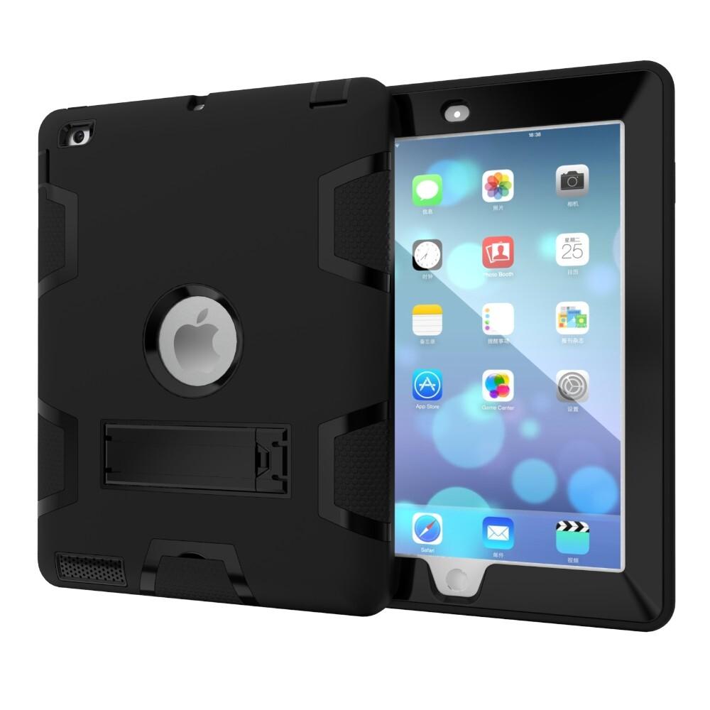 "Противоударный чехол Hybrid Shockproof Black для iPad 9.7"" (2017)/Air"