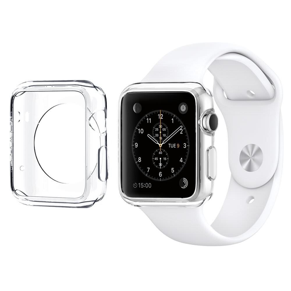 Чехол Spigen Liquid Crystal для Apple Watch Series 1 38mm