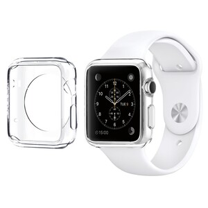 Купить Чехол Spigen Liquid Crystal для Apple Watch 38mm