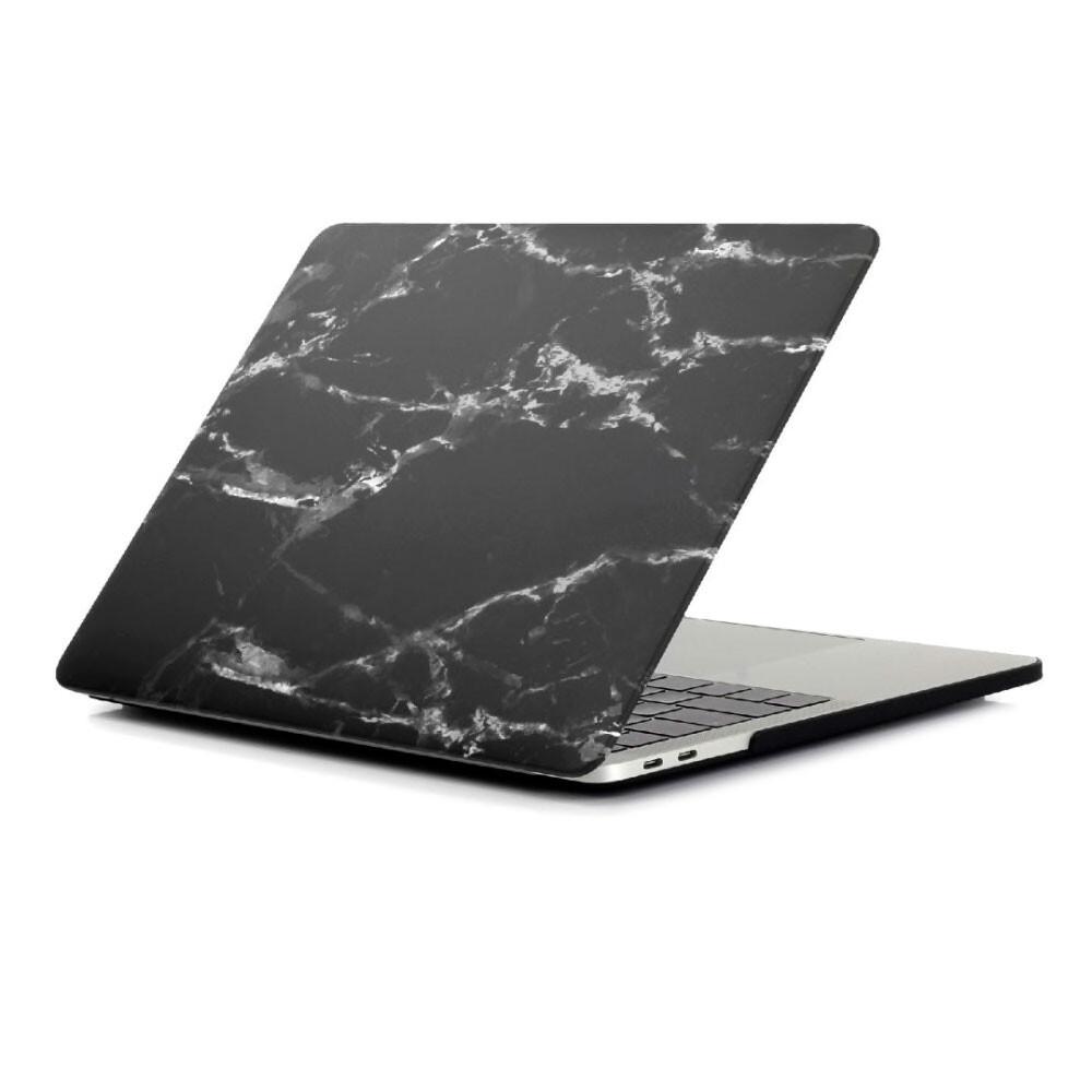 """Мраморный чехол Marble Black/White для MacBook Air 13"""" (2018)"""