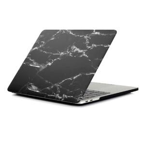 """Купить Мраморный чехол Marble Black/White для MacBook Air 13"""" (2018)"""