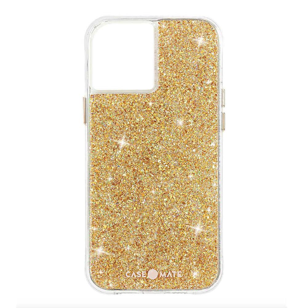 Чехол-накладка Case-Mate Twinkle Gold для iPhone 12 | 12 Pro