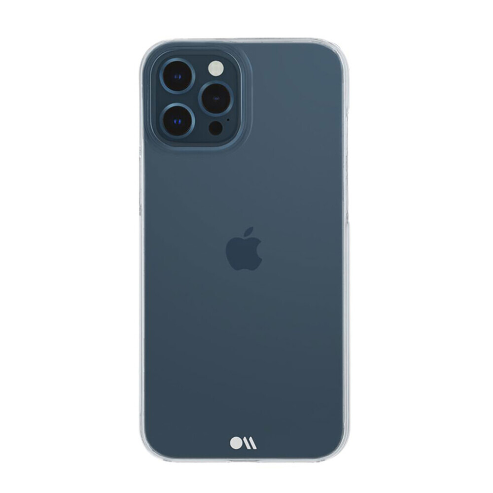 Прозрачный чехол Case-Mate Barely There Clear для iPhone 12 | 12 Pro