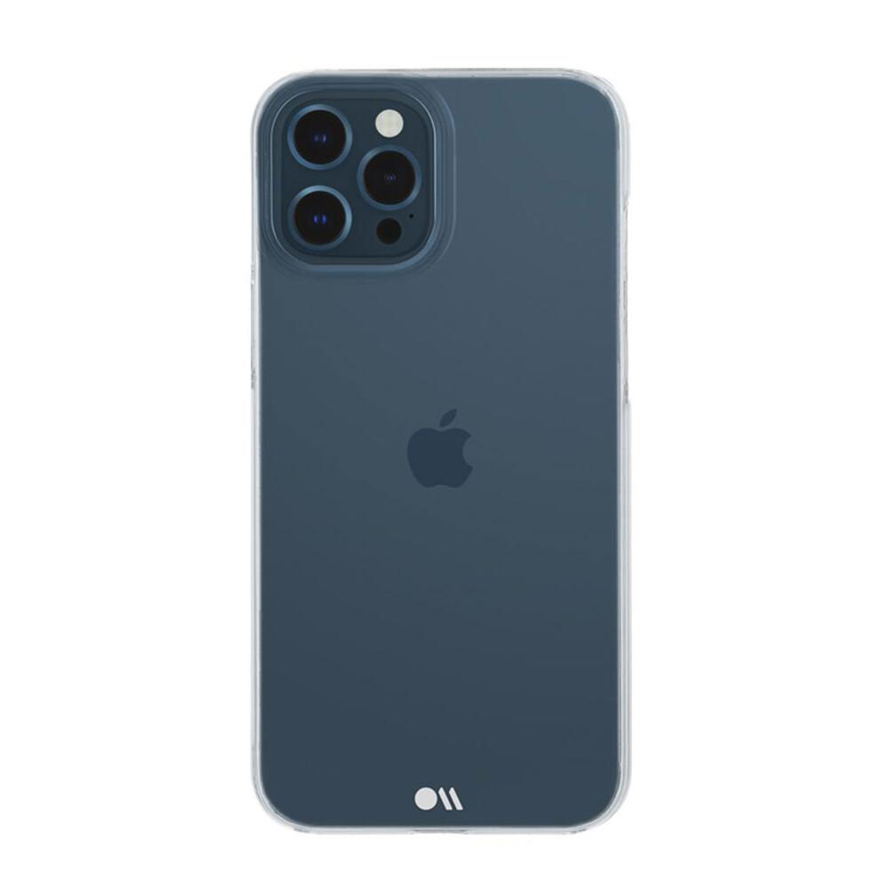 Прозрачный чехол Case-Mate Barely There Clear для iPhone 12 Pro Max