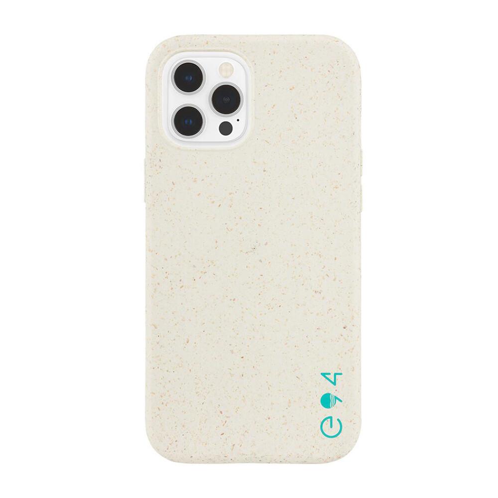 Эко-чехол Case-Mate ECO 94 Biodegradable Natural для iPhone 12 Pro Max