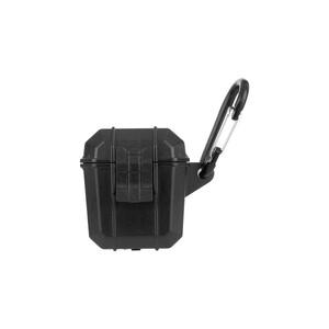 Купить Противоударный водонепроницаемый чехол с карабином Pelican Marine для AirPods 2 | 1
