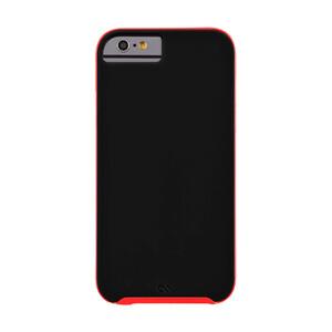 Купить Чехол Case-Mate Slim Tough Black/Red для iPhone 6/6s/7/8