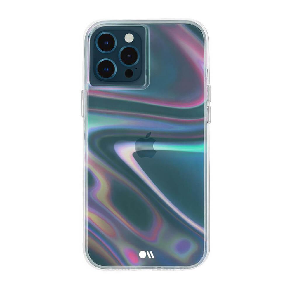 Купить Защитный чехол Case-Mate Soap Bubble для iPhone 12 Pro Max