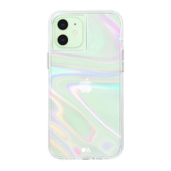 Защитный чехол Case-Mate Soap Bubble для iPhone 12 mini
