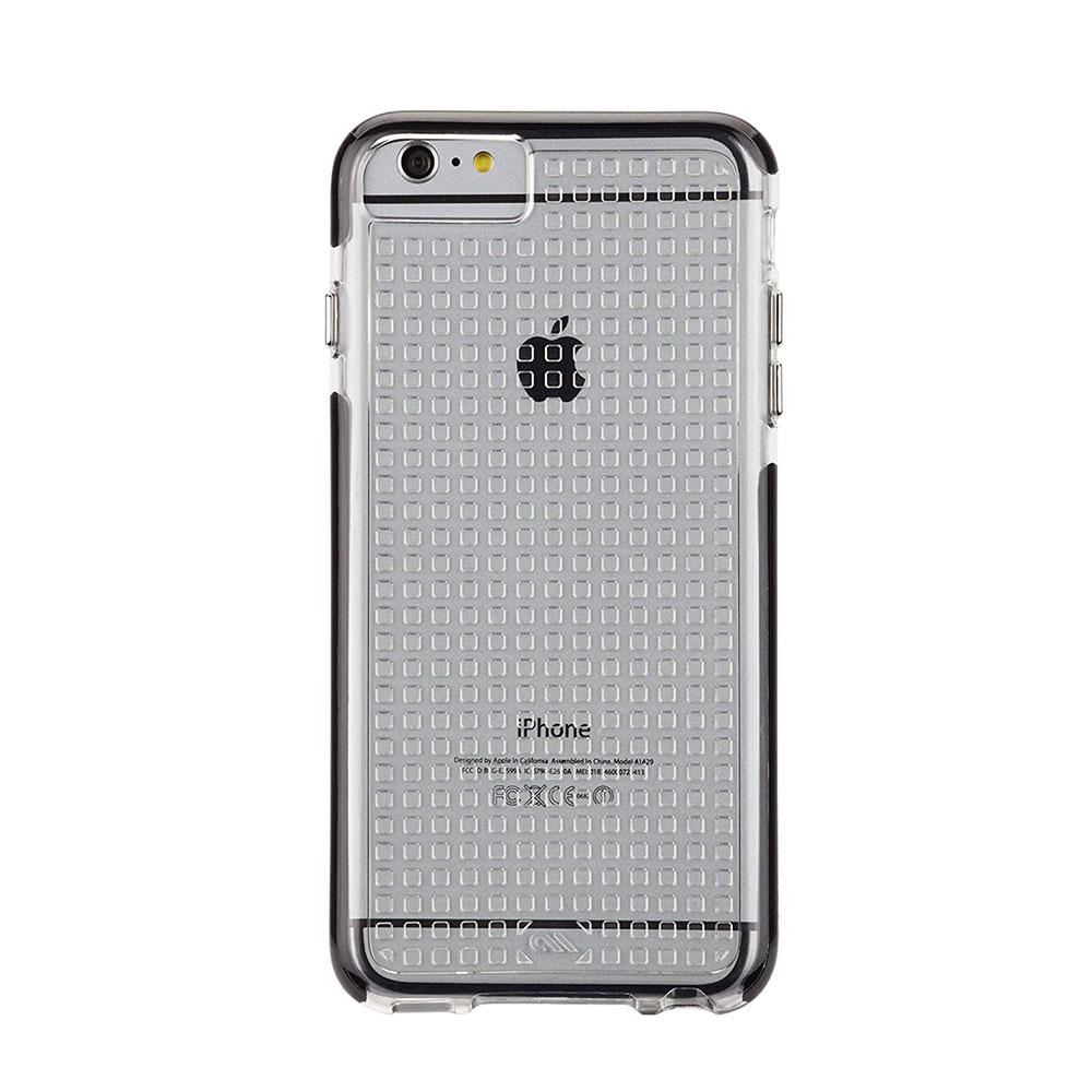 Купить Чехол-накладка Case-Mate Tough Air Clear | Black для iPhone 6 Plus | 6s Plus