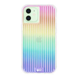 Купить Защитный чехол Case-Mate Tough Groove Iridescent для iPhone 12 mini