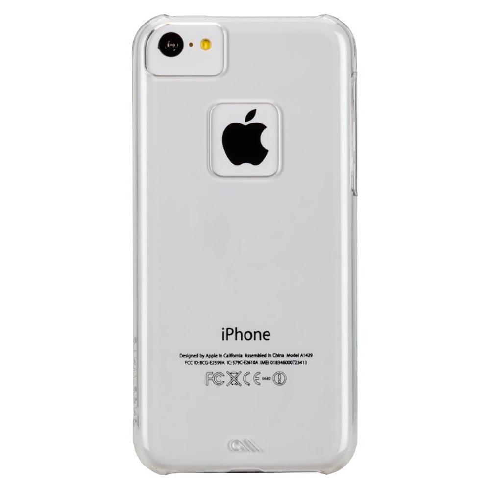 Купить Чехол Case-Mate Naked Tough Clear для iPhone 5c