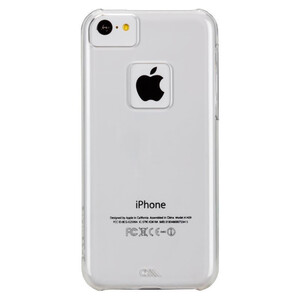 Купить Чехол Case-Mate Naked Tough Clear для iPhone 5c
