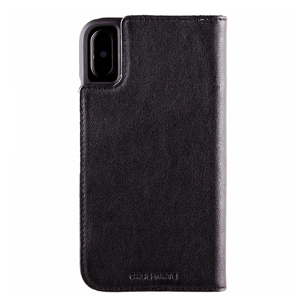 Кожаный чехол Case-Mate Wallet Folio для iPhone X | XS