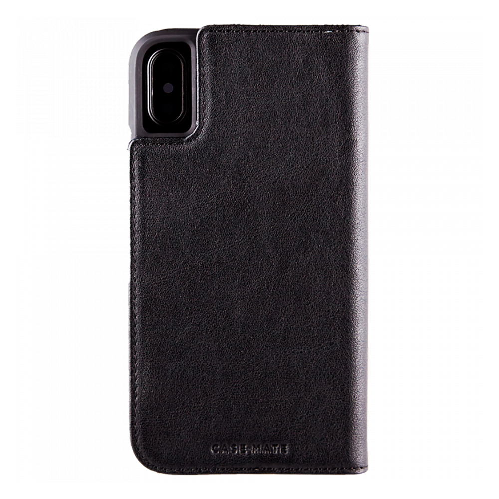 Купить Кожаный чехол Case-Mate Wallet Folio для iPhone X | XS