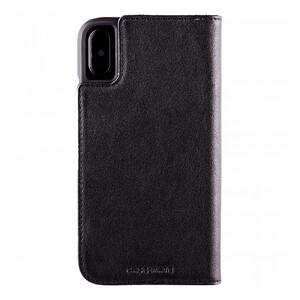Купить Кожаный чехол Case-Mate Wallet Folio для iPhone X/XS