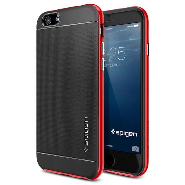 Чехол Spigen Neo Hybrid Dante Red для iPhone 6/6s