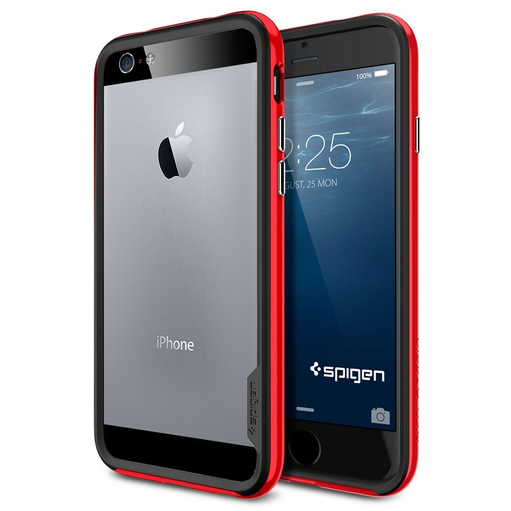 Чехол Spigen Neo Hybrid EX Dante Red для iPhone 6/6s