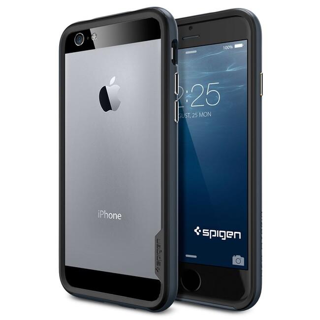 Чехол Spigen Neo Hybrid EX Metal Slate для iPhone 6/6s