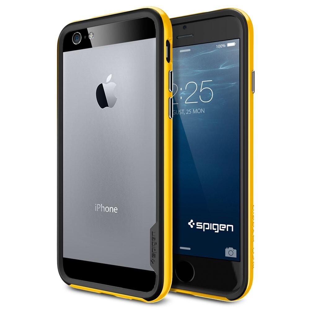 Чехол Spigen Neo Hybrid EX Reventon Yellow для iPhone 6/6s