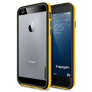 Чехол Spigen Neo Hybrid EX Reventon Yellow для iPhone 6
