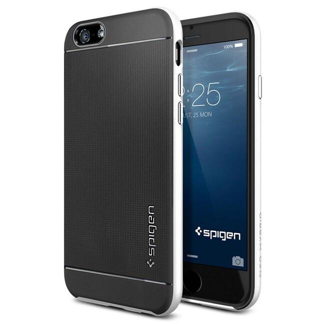 Чехол Spigen Neo Hybrid Infinity White для iPhone 6/6s