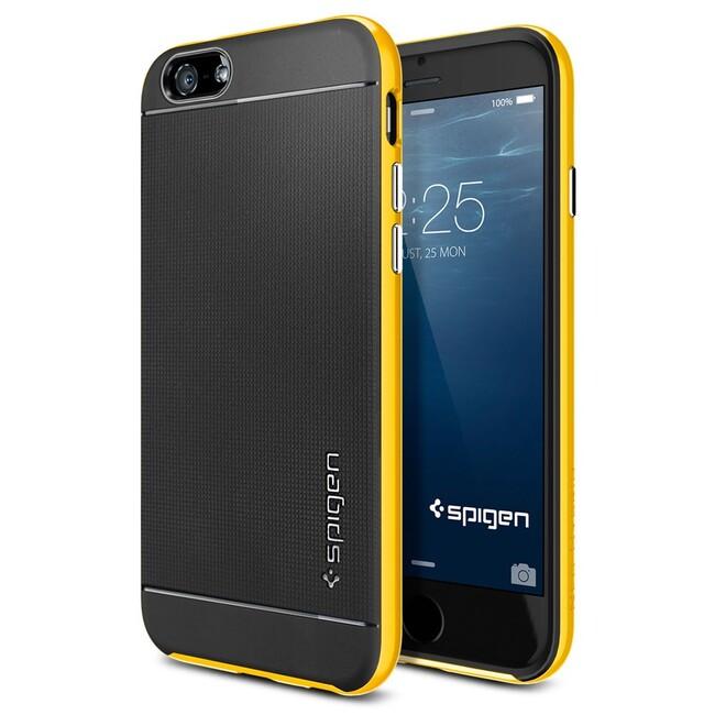 Чехол Spigen Neo Hybrid Reventon Yellow для iPhone 6/6s